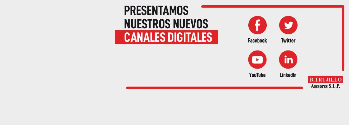 Nuevos canales digitales